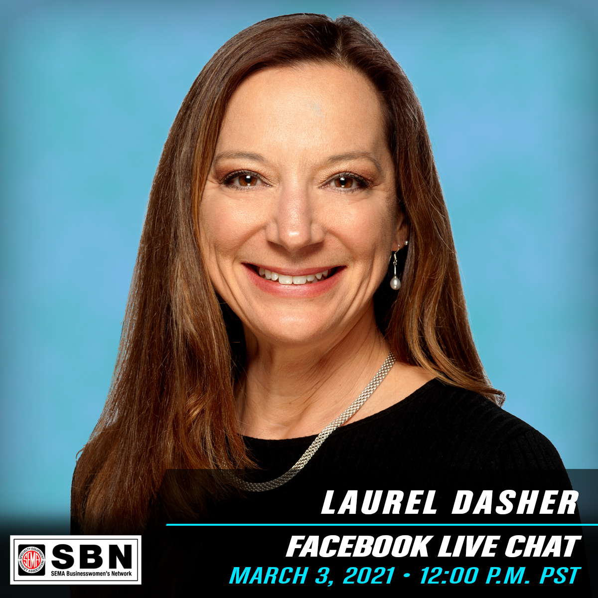 SBN Live Chat with Laurel Dasher