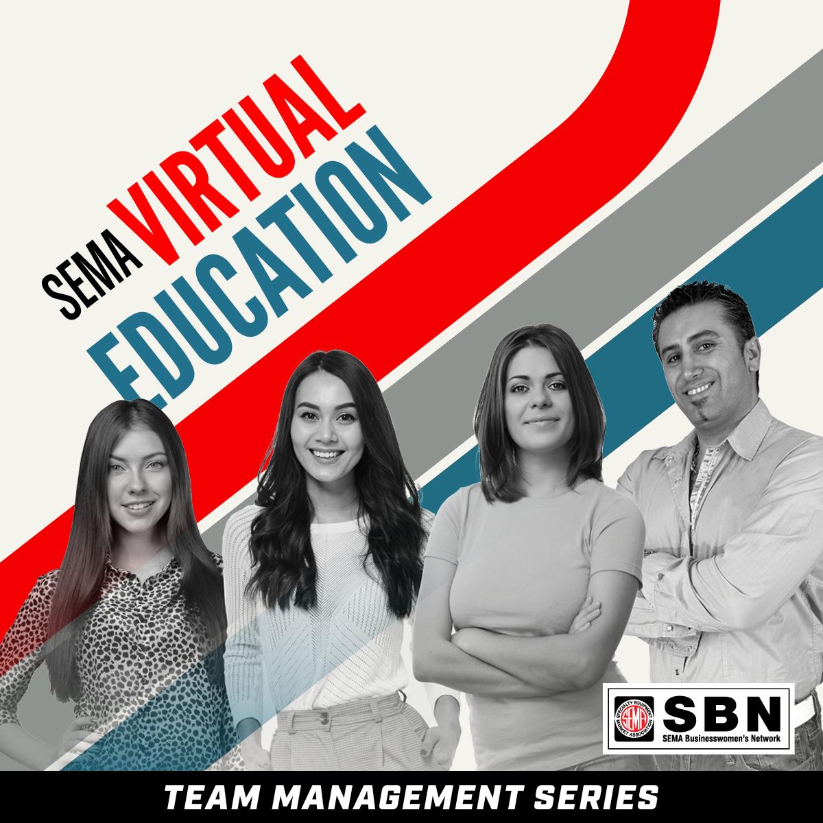 SEMA Virtual Education - How to Keep Productivity at a Maximum